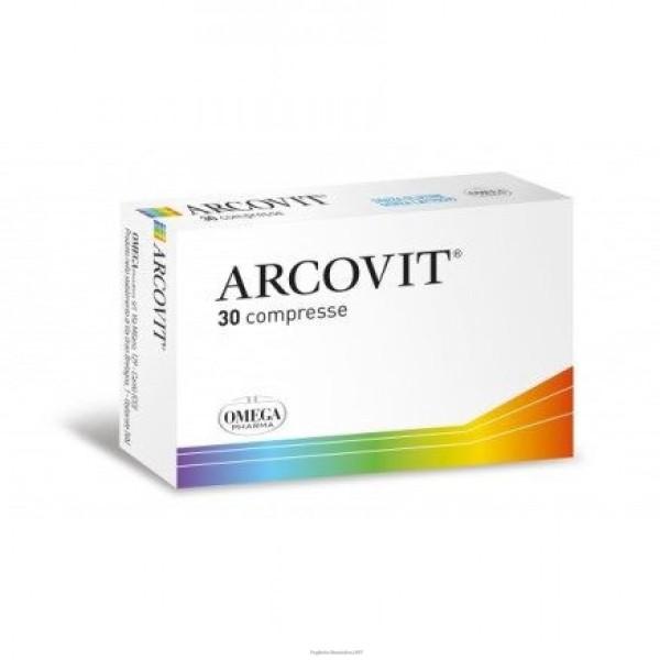 Arcovit 30 Compresse - Integratore Multivitaminico