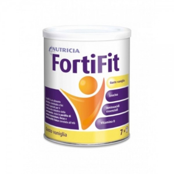 Fortivit Integratore Nutrizionale Gusto Vaniglia 280 grammi