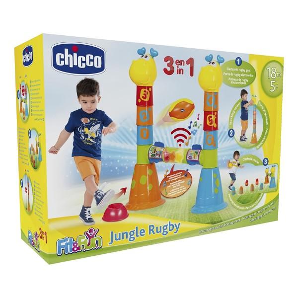 Chicco Gioco Jungle Rugby Fit&Fun Giraffa