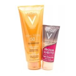 Vichy Ideal Soleil Latte Corpo 300ml SPF 50 + Omaggio Gel Doccia 75 ml