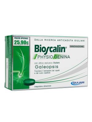Bioscalin Physiogenina 30 Compresse - Integratore Anticaduta Capelli