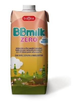BB Milk Zero Liquido 500 ml - Latte per Lattanti Prematuri