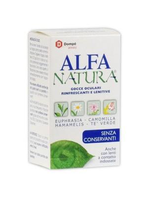 Alfa Natura Gocce Oculari Rinfrescanti e Lenitive Flacone 10 ml