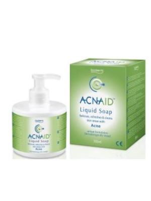 Acnaid Sapone Liquido Detergente Viso e Corpo Pelle Acneica 300 ml