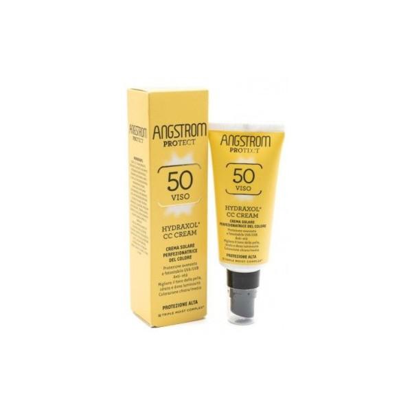 Angstrom Crema Viso Solare SPF 50+ 40 ml