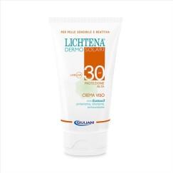 Lichtena Dermosolari Crema Viso SPF 30 50 ml