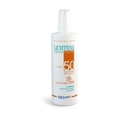 Lichtena Dermosolari Latte Spray Bambino SPR 50+ 200 ml
