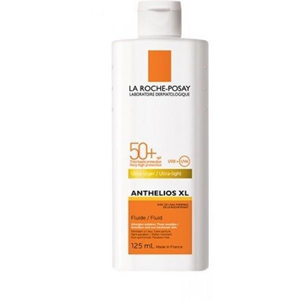 Anthelios XL Fluido Corpo 50+ 125ml + Lipikar Latte Idratante 75ml
