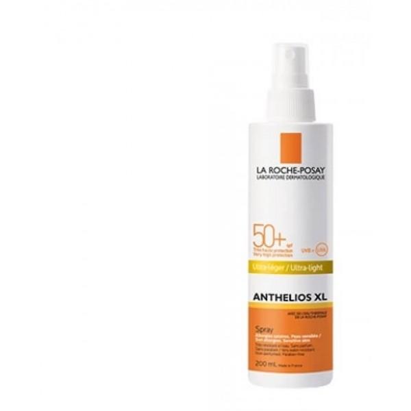 Anthelios XL Spray Corpo SPF 50+ 200ml + Lipikar Latte Idratante 75ml