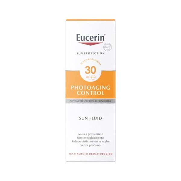 Eucerin Sun Crema Viso Anti Age SPF 30 50ml