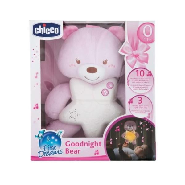Chicco Gioco First Dream Orso Rosa