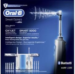 Oral-B Oxyjet Smart5 Spazzolino Elettrico + Idropulsore