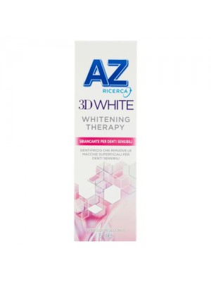 Az 3D White Therapy Dentifricio Sbiancante Denti Sensibili 75 ml