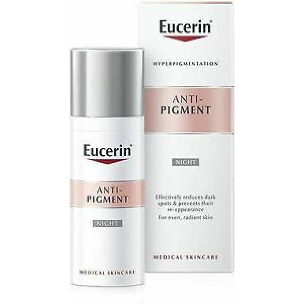Eucerin Anti-Pigment Crema Notte Antimacchie 50ml