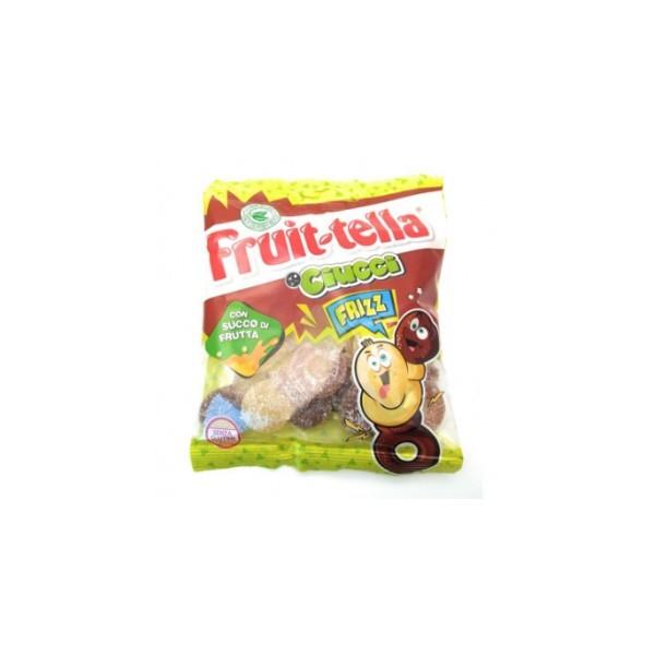Fruittella Caramelle Ciucci Friz Busta 90 grammi