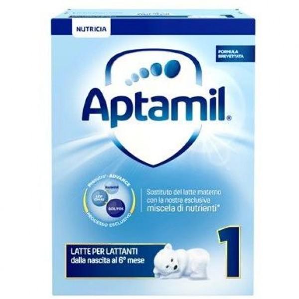 Aptamil 1 Latte in Polvere 600 grammi