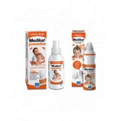 Mediker Schiuma + Lozione Spray