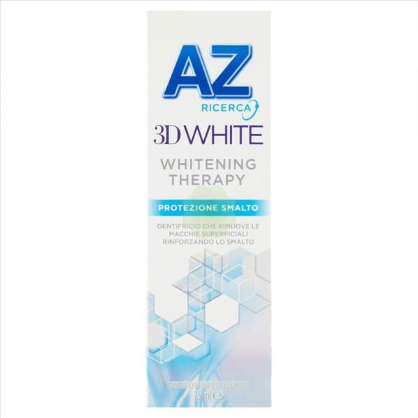 Az 3D White Therapy Dentifricio Protezione Smalto 75 ml