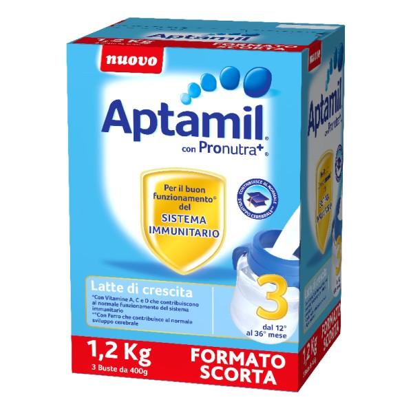 Aptamil 3 Latte in Polvere 1200 grammi