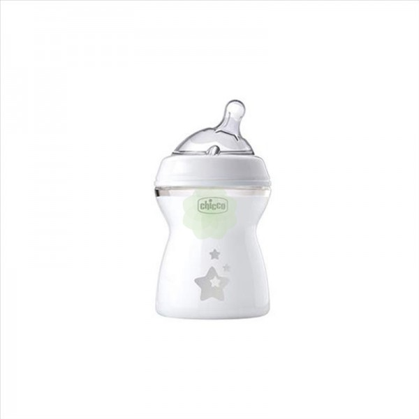 Chicco Biberon Natural Feeling Stars 250 ml