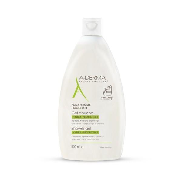 A-Derma Les Indispensable Gel Idratante Doccia 500 ml