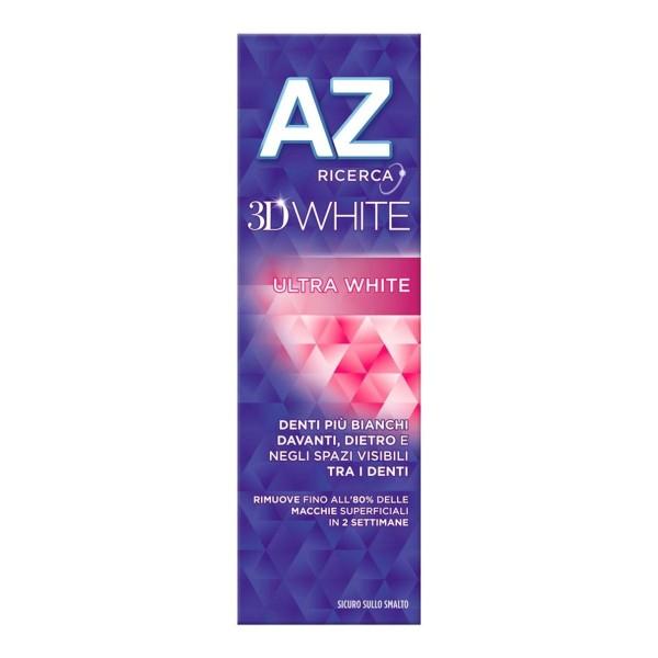 Az 3D White Ultra White Dentifricio Sbiancante 65+10 ml