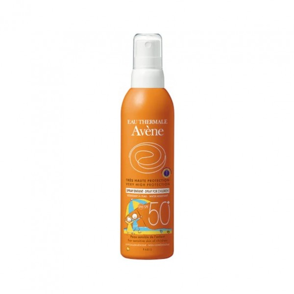 Avene Solare Spray Corpo Bambino SPF 50+ 200ml