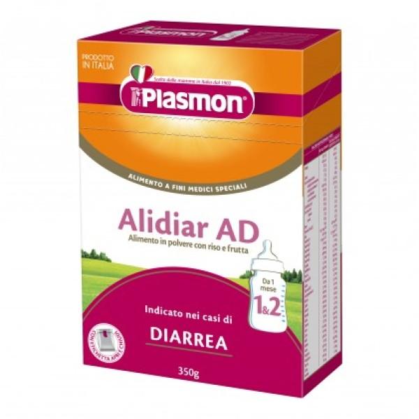 Plasmon Alidiar Adulti Latte in Polvere 350 grammi