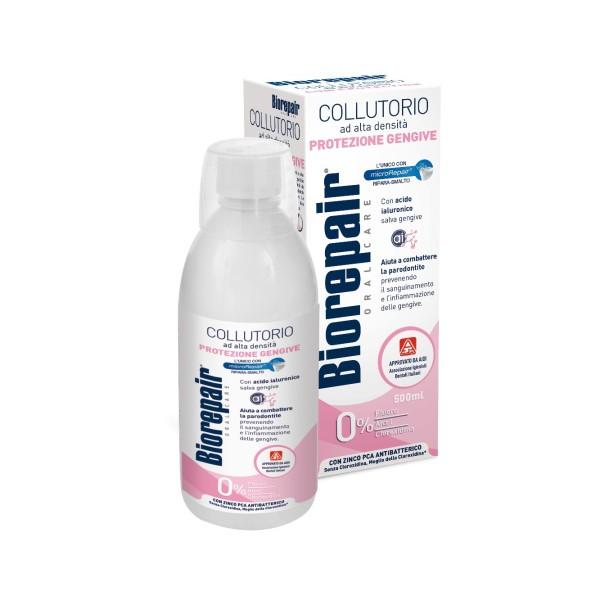Biorepair Collutorio Protezione Gengive 500 ml