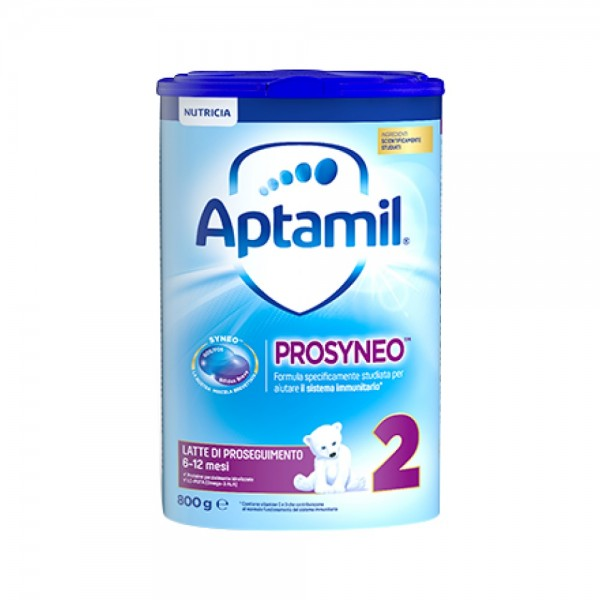 Aptamil 2 Prosyneo Latte in Polvere 800 grammi