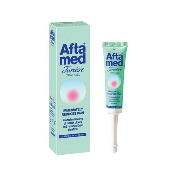 Aftamed Junior Gel Anti-Afte 15 ml