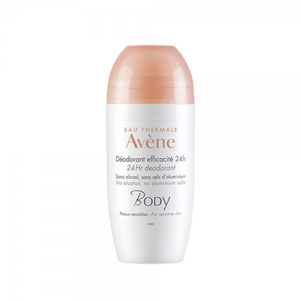 Avene Body Deodorante 24h Roll-on 50ml