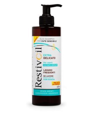 Restivoil Shampoo Extra Delicato 400 ml