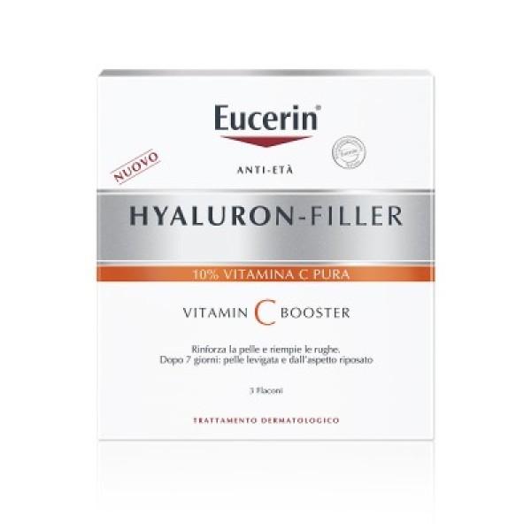Eucerin Hyaluron Filler Vitamina C Booster 3 x 8ml