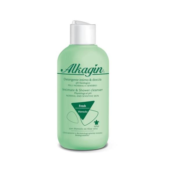 Alkagin Detergente Gel Doccia & Intimo 250ml
