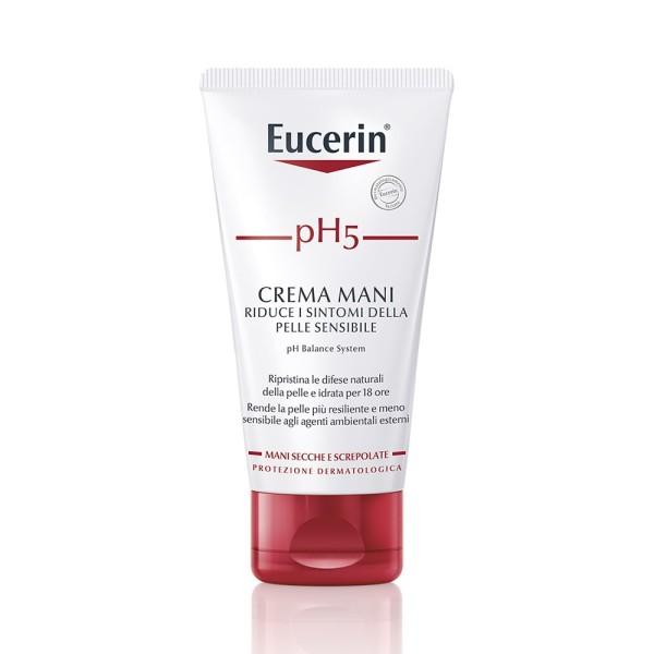 Eucerin pH5 Crema Mani Rigenerante 75ml