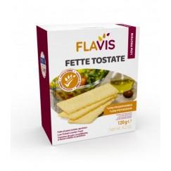 Mevalia Flavis Fette Tostate Aproteiche e Senza Glutine 120gr