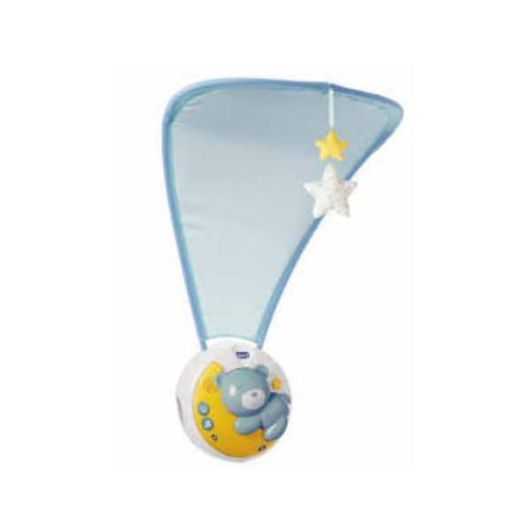 Chicco Gioco Giostrina Next2 Azzurro