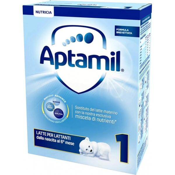 Aptamil 1 Latte in Polvere 750 grammi