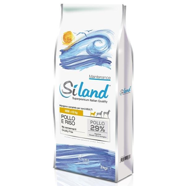 Siland Cane Adulto Mini Pollo 3Kg