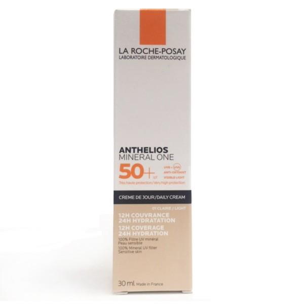 La Roche Posay Anthelios Mineral One SPF 50+ 01 Claire 30 ml