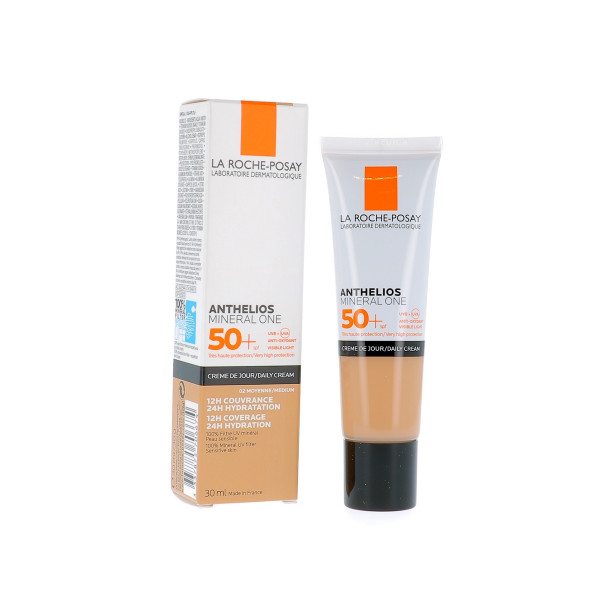 La Roche Posay Anthelios Mineral One SPF 50+ 02 Moyenne 30 ml