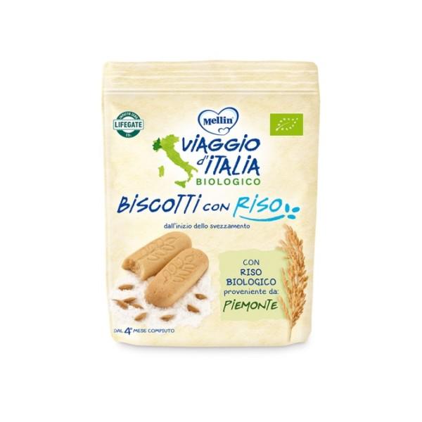 Mellin Bio Biscotti Riso 150 grammi