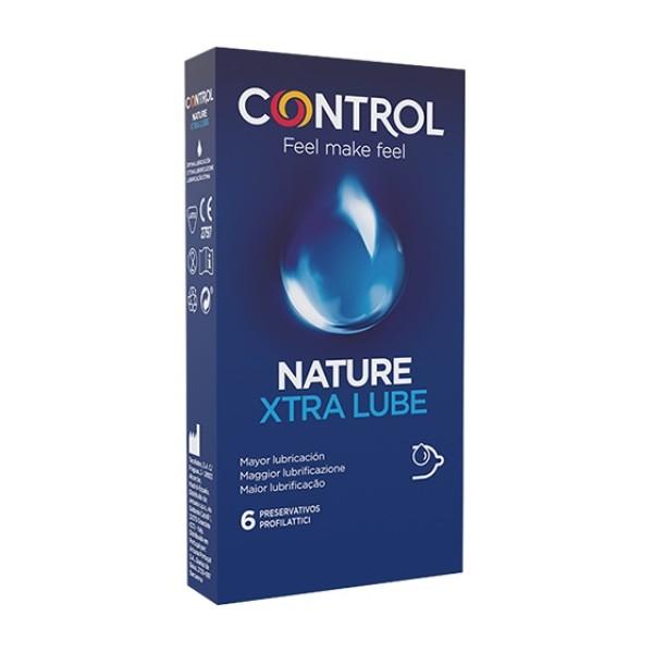 Control Nature Xtra Lube 6 pezzi