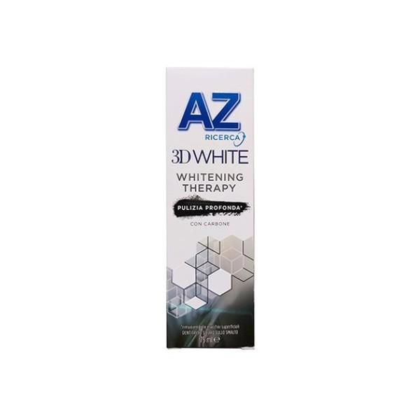 Az 3D White Therapy Dentifricio Sbiancante con Carbone 75 ml