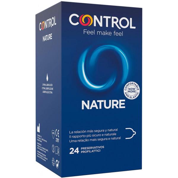 Control New Nature 24 pezzi