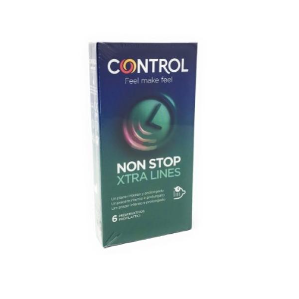 Control Non Stop Xtra 6 pezzi