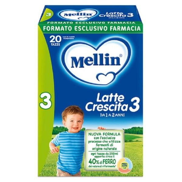 Mellin 3 Latte in Polvere 700 grammi
