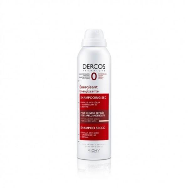 Vichy Dercos Shampoo Secco Energizzante 150 ml