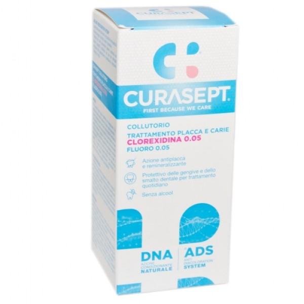 Curasept Collutiorio 0,05% ADS + DNA 200 ml